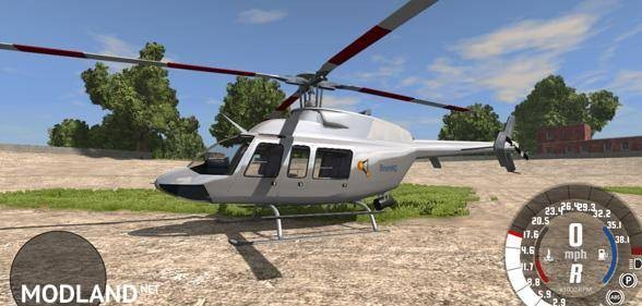 Bell 407 Helicopter [0.5.6]